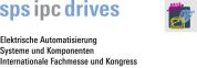 SPS/IPC/DRIVES 2018